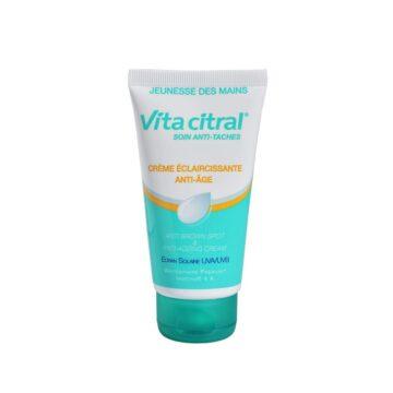 Vita Citral krema za roke proti staranju in pegam, 75 ml