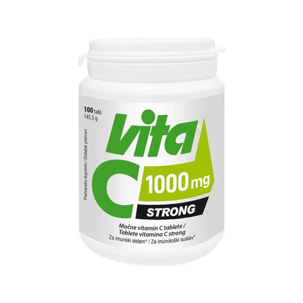 Vitabalans Vita-C Strong 1000 mg, 100 tablet