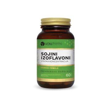 VonPharma sojini izoflavoni, 60 kapsul