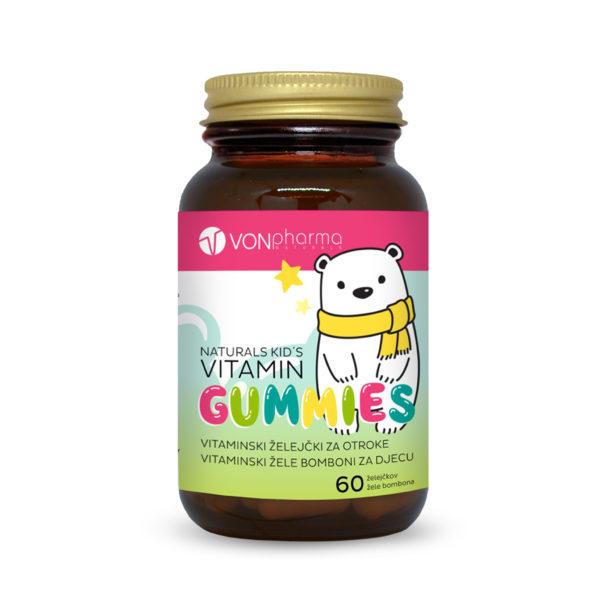 VonPharma vitaminski Gummies želejčki