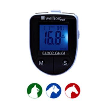 Wellion Vet Gluco Calea merilnik za merjenje glukoze pri živalih