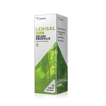 Yasenka Lenisal oral zeleni propolis pršilo, 30 ml