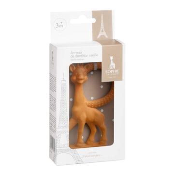 Žirafa Sophie grizalo z vonjem vanilije, 1 grizalo