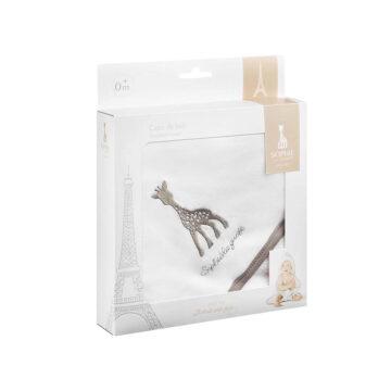 Žirafa Sophie kopalna brisačka, 1 brisačka