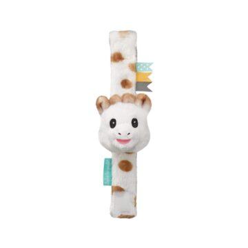 Žirafa Sophie ropotulja za roko, 1 ropotulja