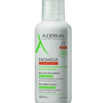 A-Derma Exomega Control emolientni balzam 400 ml