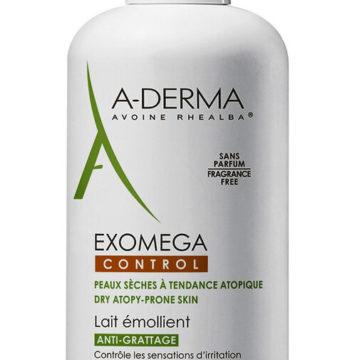 A-Derma Exomega Control losjon 400 ml