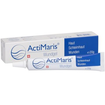 ActiMaris hidrogel za rane, 20 g