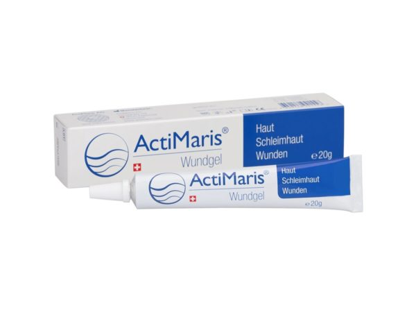 ActiMaris hidrogel za rane, 20 g