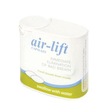 Air-Lift kapsule proti zadahu, 40 kapsul