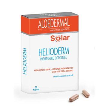 Aloedermal Solar Helioderm kapsule, 30 kapsul
