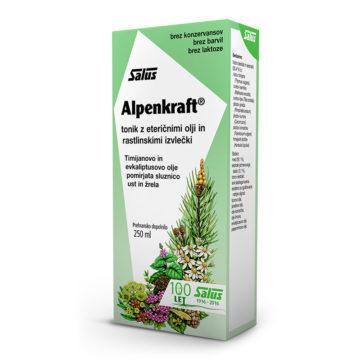 Alpenkraft medeni tonik, 250 ml