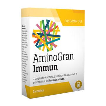 AminoGran Immun prašek v vrečicah, 3 vrečke