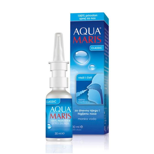 Aqua Maris Classic pršilo za nos, 30 ml