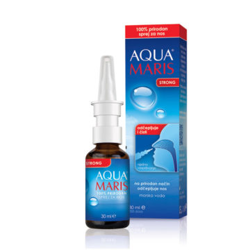 Aqua Maris Strong pršilo za nos, 30 ml