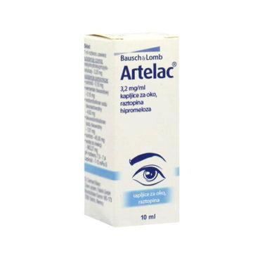 Artelac 3,2 mg na ml kapljice za oko, 10 ml