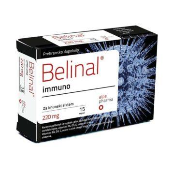 Belinal Immuno 220 mg, 15 kapsul