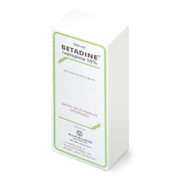 Betadine 10� raztopina, 100ml