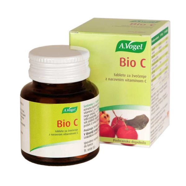 Bio C tablete, 40 tablet