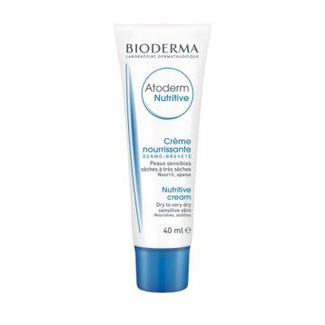 Bioderma Atoderm Nutritive hranljiva krema za suho kožo, 40 ml