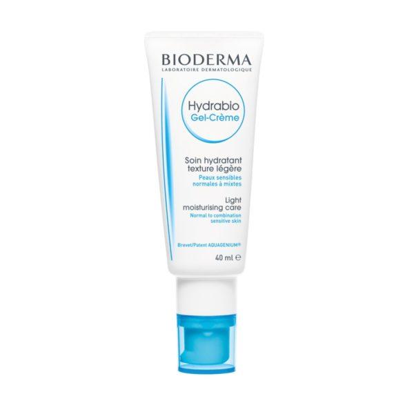 Bioderma Hydrabio lahka vlažilna gelna krema, 40 ml