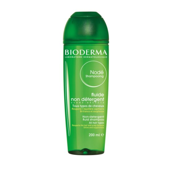 Bioderma Node Fluide šampon za vse vrste las, 200 ml