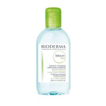 Bioderma Sebium H2O micelarni losjon za čiščenje kože, 250 ml