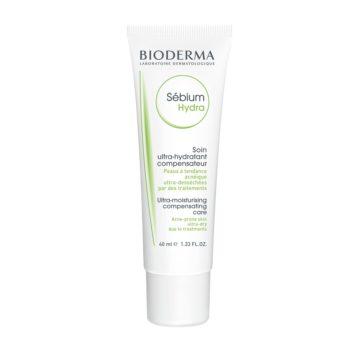 Bioderma Sebium Hydra Creme hidratantna krema za oslabljeno kožo, 40 ml