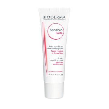 Bioderma Sensibio Forte krema za pomiritev pordele kože, 40 ml
