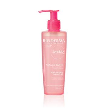 Bioderma Sensibio Gel Moussant nežen čistilni gel, 200 ml