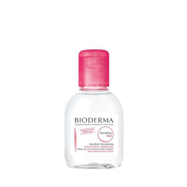 Bioderma Sensibio H2O čistilni micelarni losjon, 100 ml