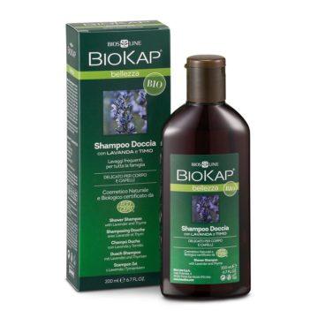 Biokap BIO šampon za vsak dan, 200 ml
