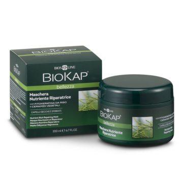 Biokap hranljiva maska za lase, 200 ml