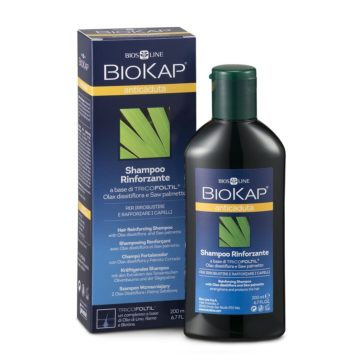 Biokap šampon proti izpadanju las, 200 ml