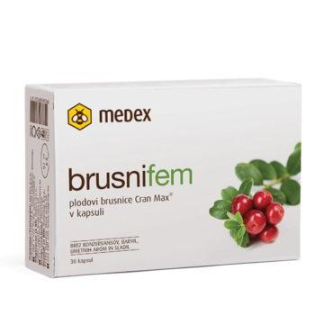 Brusnifem kapsule Medex, 30 kapsul