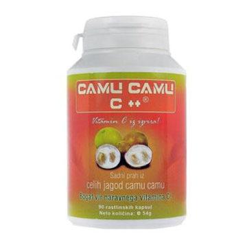 Camu Camu C++ kapsule, 90 kapsul