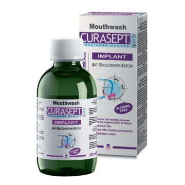 Curasept ADS Implant ustna voda, 200 ml