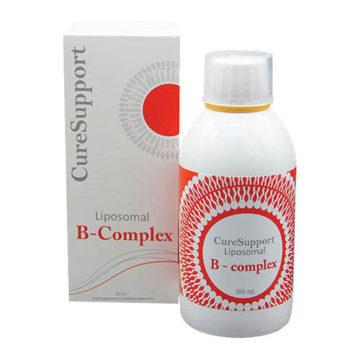 CureSupport liposomal B-Kompleks tekočina, 150 ml