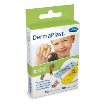 DermaPlast Kids obliži za rane, 20 obližev