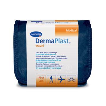 DermaPlast potovalna prva pomoč, 1 komplet