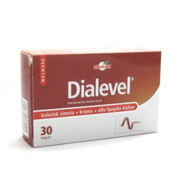 Dialevel tablete, 30 tablet