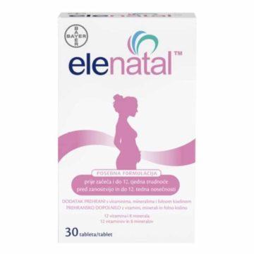Elenatal, 30 filmsko obloženih tablet