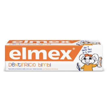 Elmex junior zobna krema za otroke (1 - 6 let), 50 ml