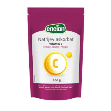 Encian vitamin C, 200 g