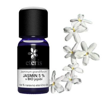 Eteris eterično olje jasmin, 10 ml