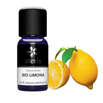 Eteris eterično olje limona, 10 ml