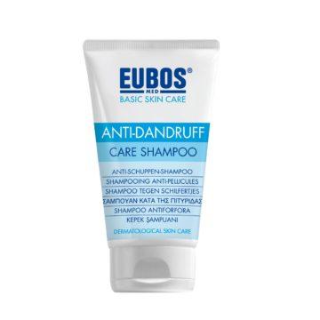 Eubos Basic Care negovalni šampon proti prhljaju, 150 ml