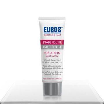 Eubos Diabetische Skin Care aktivni balzam za noge in stopala, 100 ml