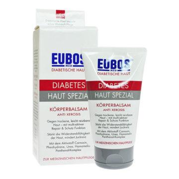 Eubos Diabetische Skin Care balzam za telo za diabetično kožo, 150 ml