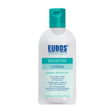 Eubos Sensitive zaščitni losjon za telo, 200 ml